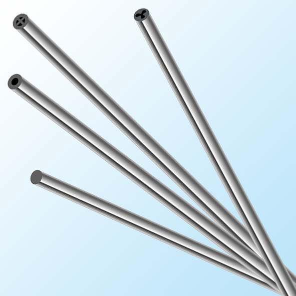 Hartmetall elektroden